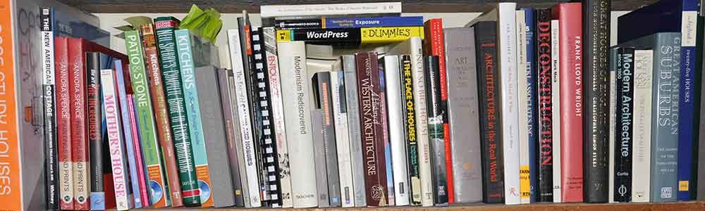 bibliography on books